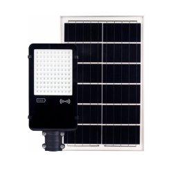 La qualité 30W 60W 100W 200W Rue lumière solaire lampe LED Outdoor le tout dans un jardin de la route étanche intégrée