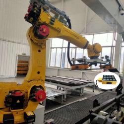 Braço robótico utilizadas Pranchas Workholding Rápida Magnético