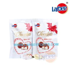 Süßigkeiten-Süßigkeit-knusperiger Schokoladen-Eibisch vom Zucker Suppler