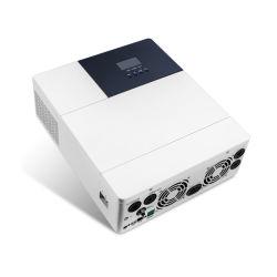 격자 시스템 UPS 떨어져 잡종 변환장치 3000W 3kVA 5000W 5kVA 220/230VAC MPPT 태양 책임 관제사 30A 40A 태양 전지 충전기
