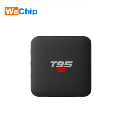 Vente chaude S905W Internet TV Box Android 7.1 1GB 8GO Android T95s1 Box TV Android