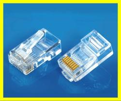 Cat5e, CAT6 UTP FTP 8p8c разъема RJ45 модульный разъем сетевой разъем
