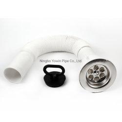 Badkamer afvoer Kip afval PVC afvoer PVC afval