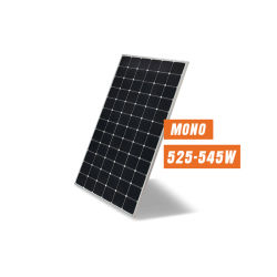 Alto personalizado Watts 500W Mono Perc Painel Solar preço da energia solar para Home