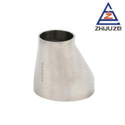 Фитинг трубки из нержавеющей стали, ANSI B16.9 304 316 Ecc понижающего редуктора