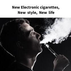 Calore di fumo sano all'ingrosso della Cina nessun sigarette elettroniche Pluscig V10 dell'ustione