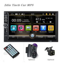"""2DIN 7"""" Voiture Lecteur MP5 vidéo stéréo voiture Radio audio système DVD pour voiture lecteur de planche de bord"""