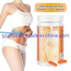 Lida nueva llegada Hierbas Naturales adelgazantes de la grasa quema eficaz Cápsulas de píldoras de pérdida de peso