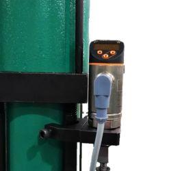 Monatliche Angebote Deep Throat Single Point Self Clinching Hydro Pneumatic Nietpresse Maschine