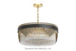 Personnaliser la salle de séjour de luxe moderne, décoration de l'hôtel Gold K9 lustre en cristal (BL904-600PC-A)