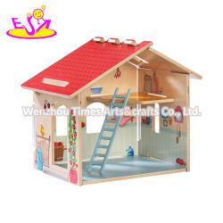 2020 جديدة تصميم الماشي بخطى متثاقلة خشبيّة صغيرة لعبة منزل لأنّ بالجملة [و06396]