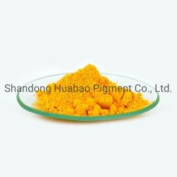 Polvo de pigmento orgánico 180 amarillo de plástico para CAS 77804-81-0.