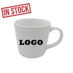 Logo personnalisé pour la promotion de la Porcelaine Céramique cadeau tasse de lait de tasse de thé