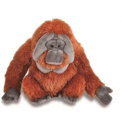 창의적인 맞춤형 베이비 소프트 큐트 베개 동물 인형 토이 와일드 Gorilla 플러시 장난감 선물
