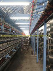 Fibra de poliéster DTY 75D/72f 150D/144f Bamboo-Charcoal saludable