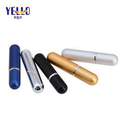 도매 5ml는 살포 펌프를 가진 유리제 소형 펜 향수 분무기 병을 비운다