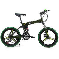 Jd-B-20A01 полной приостановки 20 24 26 дюймов складная горный велосипед