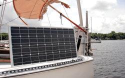 질식 플라스틱 ABS Solar Mount for No Drill RV, Caravan PV Panel Mounting