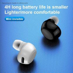 이어버드 Bluetooth 헤드셋이 포함된 더 나은 사운드 무선 빌루에투스 헤드페스트