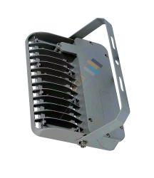 中国スーパーブライト屋外エリアは、スポーツロードウェイ用に 100W の投光照明を備えています 800W HID/HPS 交換 5000K 作業現場用フラッドライト IK10 IP65 を点灯 220V 50Hz 防水