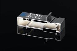 Het Profiel van het aluminium voor de Deuren van Vensters en de Gordijngevel van het Glas