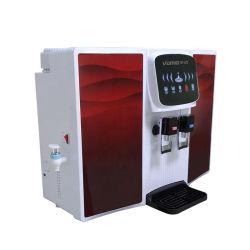 3 points de vente OEM osmose inverse 5 étapes RO purificateur d'eau chaud et froid fabricant du système d'eau