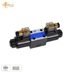 Operado Swl hidráulico direccional de la electroválvula de control