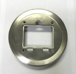 مقبس كهربائي مخصص للبقب المعدني الدقيق مع تقنية CNC وطلاء الرش