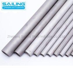 أنابيب من الفولاذ المقاوم للصدأ التي لا يمكن تبسيلها مع نظام AISI جدول 40 سعر SS 304 316