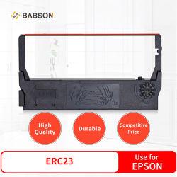 Compatible Epson ERC ERC ERC-23 2303 Impresora cartucho de cinta para MP-262II Epson cartucho de cinta de suministros de oficina 2colores de tóner de impresora
