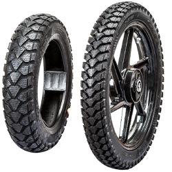 نمط شائع من السيارات Jiluer Star Product J-9126 3.00-10 3.00-18 إطارات الدراجات النارية