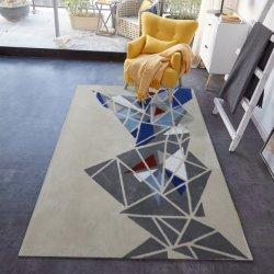Tapis de plancher à la main de l'acrylique Tapis Tapis Tapis en laine de soie