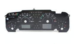 FE-MD006 라이트 트랜스미션 차량 미터 다이얼 및 고밝기 El Auto Speedometer Panel