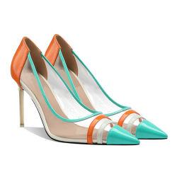 Form-konzipieren beste Preis-Frauen-Pumpen-Absatz-Schuhe reizvolle Dame-Pumpen
