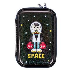 PU EVA 펜슬 케이스와 큐트 우주비행사 디자인 장식 키즈 선물