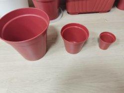 Plastikblumen-Potenziometer-Pflanzer