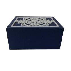 Logo personnalisé du papier spécial de luxe avec acrylique modèle Laser parfum