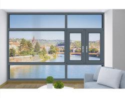 Openslaand raam van het Aluminium van de Beelden van het Glas van het Frame van het aluminium het Dubbele Mooie