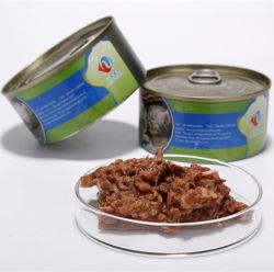 Le thon et le crabe pour cat cat la nourriture humide, aliments pour animaux familiers