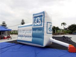 モデルを広告する屋外の気球の膨脹可能なゴロ