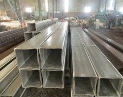 ステンレス鋼の小さい溶接された正方形の管の熱いRoillingの正方形の管のQ235によって電流を通される正方形の管の建物の鋼鉄