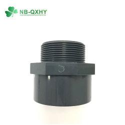 Dn50 PN16 Raccord de tuyauterie en PVC Adaptateur de filetage femelle