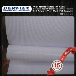 Revestido de laminado de impresión digital /retroiluminado Flex Banner para Roadsign Lightbox
