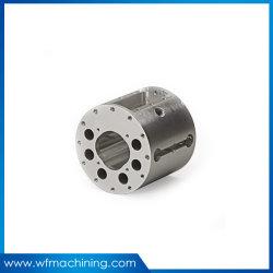 En acier inoxydable métal CNC Lathe Usinage de pièces par fraisage/perçage/Outils de coupe