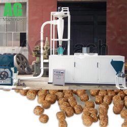 Полностью автоматическая водной сома форель рыба зажигания Пелле завод по переработке