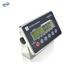 Xk3119 индикатор взвешивания из нержавеющей стали является водонепроницаемым индикатор для электронные весы