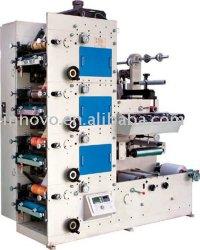 Zx-320 Máquina de impresión gráfica Flexible Impresión flexible