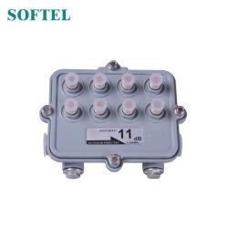 5-1000Мгц CATV разветвитель для установки вне помещений