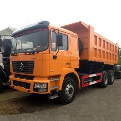 2021 Novo Shacman Roda 10 380HP 25t de carga Caminhão Basculante