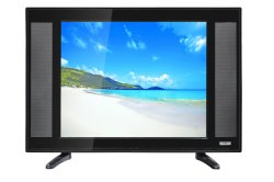 Téléviseur LCD à LED couleur de 15 pouces pour l'utilisation de l'habitation